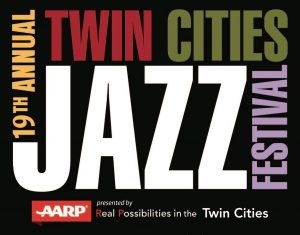 19th annual twin cities jazz fest logo