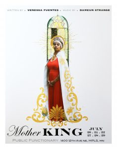 Mother King Promo Poster