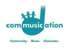 commusication logo